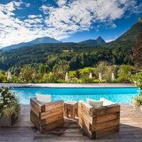 Photo taken at Best Western Plus Berghotel Rehlegg by Yext Y. on 7/18/2017