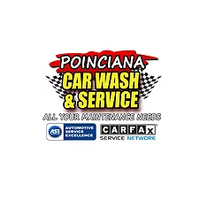 Photo taken at Poinciana Car Wash Detail Lube by Yext Y. on 12/5/2016