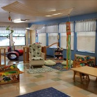 Photo taken at Herndon Avenue KinderCare by Yext Y. on 10/4/2017