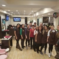 Photo taken at Vickies Nail Spa by Yext Y. on 4/19/2018