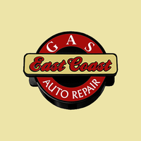 Photo taken at East Coast Gas & Auto Repair by Yext Y. on 9/1/2017