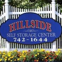 Photo taken at Hillside Self Storage Center, LLC by Yext Y. on 8/22/2016