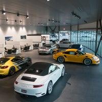 Walter's Porsche - 3210 Adams St