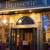 Photo taken at Brasserie Tenafly by Yext Y. on 8/4/2016