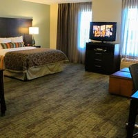 Photo taken at Staybridge Suites Silicon Valley-Milpitas by Yext Y. on 2/27/2018