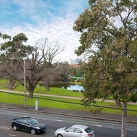 Photo taken at Best Western Melbourne's Princes Park Motor Inn by Yext Y. on 7/25/2017
