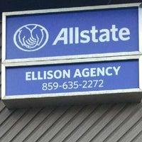 Photo taken at Mark Ellison: Allstate Insurance by Yext Y. on 8/9/2017