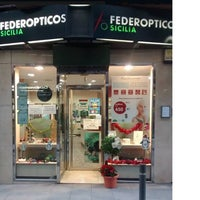 Photo taken at Federópticos Sicilia by Yext Y. on 3/28/2018