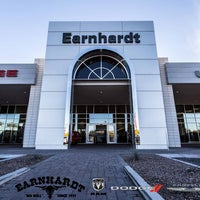 Photo taken at Earnhardt Chrysler Jeep Dodge Ram by Yext Y. on 4/6/2017
