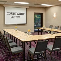 Photo taken at Courtyard Louisville East by Yext Y. on 7/10/2017