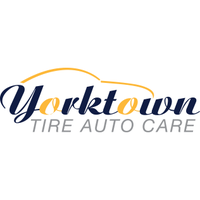Photo taken at Yorktown Tire Auto Care by Yext Y. on 9/7/2016