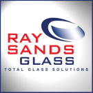 Photo taken at Ray Sands Glass by Yext Y. on 1/25/2017