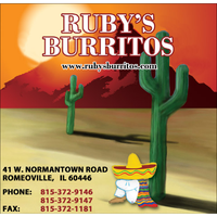 Photo taken at Ruby's Burritos by Yext Y. on 8/16/2017