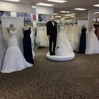 Photo taken at David's Bridal by Yext Y. on 3/30/2017