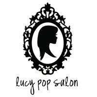 Photo taken at LucyPop Salon by Yext Y. on 4/24/2017