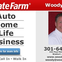 Photo taken at Woody Hoyle - State Farm Insurance Agent by Yext Y. on 8/2/2017