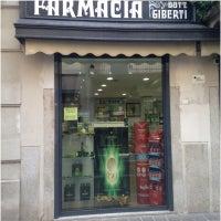 Photo taken at Farmacia Dott. Giberti by Yext Y. on 7/12/2017