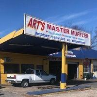 Photo taken at Art's Master Muffler & Brake Center by Yext Y. on 2/23/2018