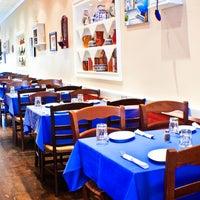 Foto scattata a Stamna Greek Taverna da Yext Y. il 5/6/2017