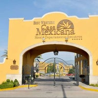Photo taken at BEST WESTERN Casa Mexicana by Yext Y. on 7/25/2017