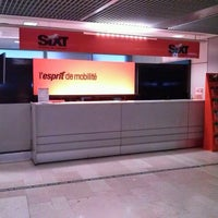 Photo taken at Sixt Toulouse-Blagnac Aéroport by Yext Y. on 10/13/2017