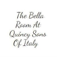 Photo taken at Bella Room at Quincy Sons of Italy by Yext Y. on 9/26/2017