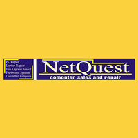 Photo taken at NetQuest Computer Sales & Repair by Yext Y. on 8/12/2017