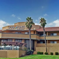 Photo taken at Four Points by Sheraton Ventura Harbor Resort by Yext Y. on 1/4/2018