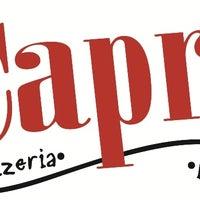 Photo taken at Capri Pizzeria & Bar by Yext Y. on 2/12/2018