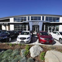 Photo taken at Silver Star Buick GMC by Yext Y. on 5/23/2016