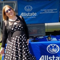Photo taken at Mary Thompson: Allstate Insurance by Yext Y. on 5/25/2018