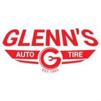Photo taken at Glenn's Auto & Tire by Yext Y. on 3/31/2017