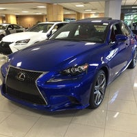 Photo taken at Ray Catena Lexus by Yext Y. on 8/18/2016