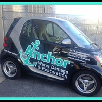 Photo taken at Anchor Water Damage & Restoration by Yext Y. on 9/22/2016