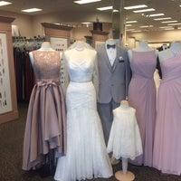 Photo taken at David's Bridal by Yext Y. on 4/19/2017