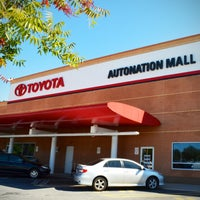 ... Photo Taken At AutoNation Toyota Mall Of Georgia By Yext Y. On 10/12 ...