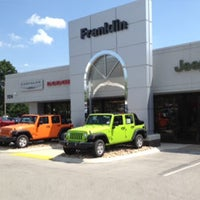 ... Photo Taken At Franklin Chrysler Dodge Jeep Ram By Yext Y. On 3/10