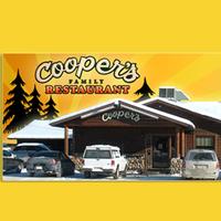 Foto tirada no(a) Cooper's Family Restaurant por Yext Y. em 9/1/2017
