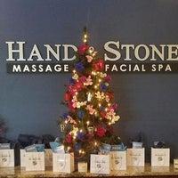 7/3/2018 tarihinde Yext Y.ziyaretçi tarafından Hand & Stone Massage and Facial Spa'de çekilen fotoğraf
