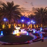 Photo taken at Sheraton Abu Dhabi Hotel & Resort by Yext Y. on 2/20/2017