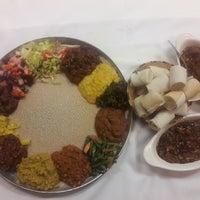 Foto scattata a Lalibela Ethiopian Restaurant da Yext Y. il 10/31/2017
