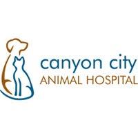 Photo taken at Canyon City Animal Vet by Yext Y. on 10/13/2016