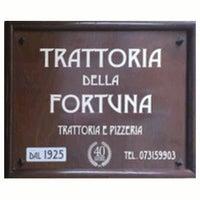 Foto scattata a Trattoria Della Fortuna da Yext Y. il 10/4/2017