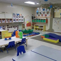 Photo taken at Clovis KinderCare by Yext Y. on 10/4/2017