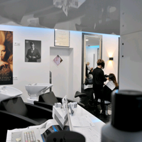 Photo taken at City-Friseur by Jacqueline Weißmann by Yext Y. on 10/24/2016