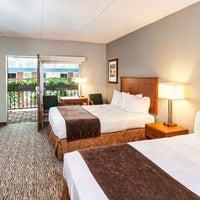 Photo taken at Best Western Bridgeview Hotel by Yext Y. on 7/26/2017