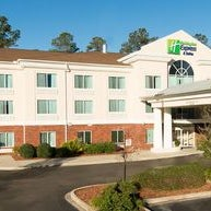 Photo taken at Holiday Inn Express & Suites Walterboro I-95 by Yext Y. on 2/27/2018