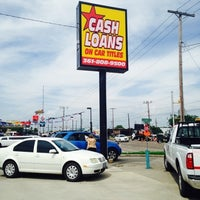 Photo taken at LoanStar Title Loan - Closed by Yext Y. on 7/13/2016