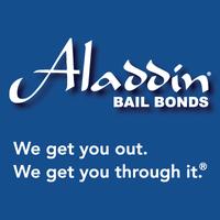 Photo taken at Aladdin Bail Bonds by Yext Y. on 6/15/2016