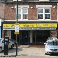 Photo taken at Wilkin Alarms Ltd by Yext Y. on 12/14/2016